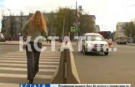 Пробки и путаница — площадь Минина закрыта на три месяца