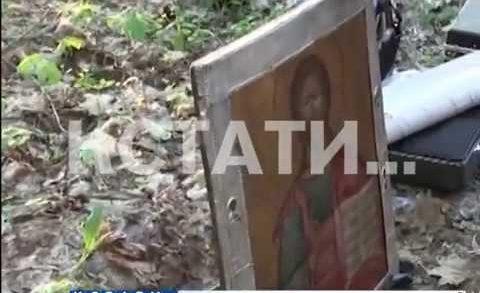 Сотрудники полиции задержали банду, ограбившую Макарьевский монастырь