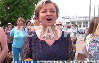 Хоровым пением отметили день славянской письменности во всей России