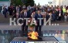 День памяти и скорби отмечается сегодня в России