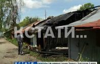 Неизвестные поджигатели снова активизировались в Сормовском районе
