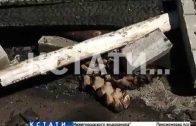 Пироманы на улице Ясной от уничтожения сараев перешли к крупным объектам