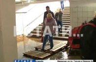 Подземные реки коммунального происхождения потекли в Автозаводском районе