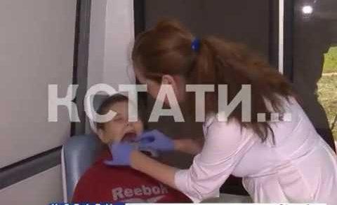 «Поезда здоровья» продолжают работать в Нижегородской области