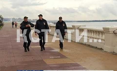 Полицейские со всей России прибыли охранять покой нижегородцев