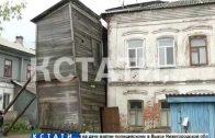 «Страна Оз» по-городецки — ураган едва не унес деревянный дом