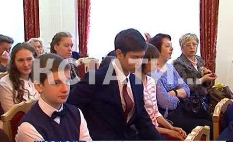 Владимир Панов наградил сегодня самых умных нижегородцев