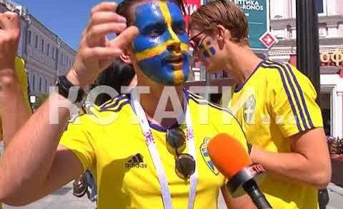 Желто-красный город — футбольные болельщики со всего мира в Нижнем Новгороде
