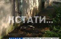 83-летний пенсионер по бельевой веревке выбрался из окна квартиры, где удерживали в заточении