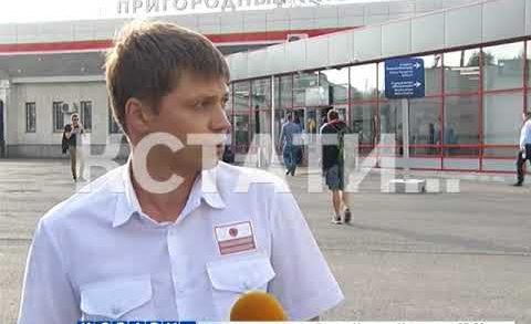 Гроза нанесла урон пригородным кассам Московского вокзала