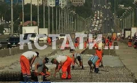 Неприятный сюрприз осложнил ремонт Мызинского моста