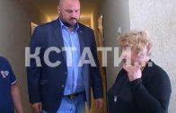 В плесени и грибке в новом доме в Кулебаках строители обвинили жителей