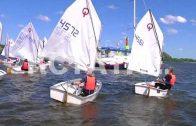 Юные яхтсмены со всей России прибыли в Нижний Новгород