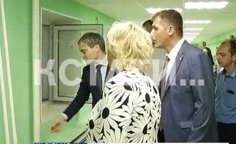 Готовность нижегородских школ к новому учебному году проверял мэр города