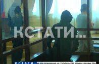 Суд арестовал подозреваемого в жестоком убийстве нижегородского журналиста.