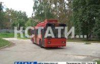 Трамваи и троллейбусы стали ходить чаще