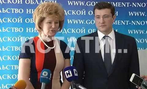 В нижегородском технопарке «Кванториум» будут поддерживать одаренных детей