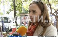 Бесконечный бой с незаконной торговлей продолжается на улице Полтавской