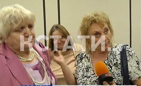 Глава города продолжает серию встреч с жителями Нижнего Новгорода