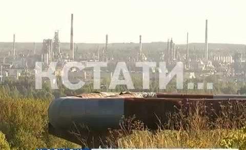 Из за неприятного запаха марлевые повязки стали самым продаваемым товаром в Кстове