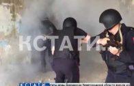 На Новогорьковской ТЭЦ сотрудники ФСБ провели учения