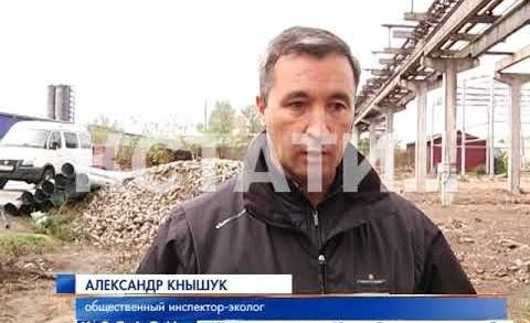 Нелегальные мойки для химовозов отравляют землю под Дзержинском