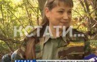 Нижегородская область приняла участие в генеральной уборке страны