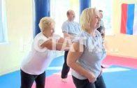 В Нижнем Новгороде открылись уникальные курсы каратэ для пенсионеров