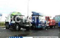 Газовая колонна из Китая прибыла в Нижний Новгород