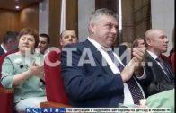 С профессиональным праздником поздравил работников сельского хозяйства губернатор области
