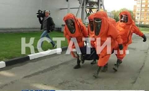 Сотни спасателей собрались на пивзаводе — они спасали его от взрыва