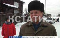 Сквер Ленинского комсомола в Сормовском районе благоустроили к Новогодним праздникам