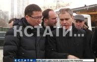 Станции снеготаяния построят во всех районах Нижнего Новгорода