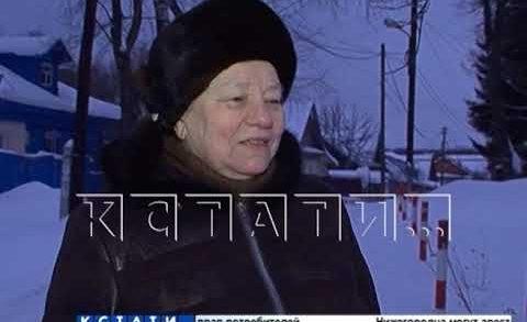 После обращения к мэру были установлены светильники на улице Щепкина