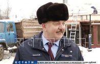 Бульдозером за сухой закон — нелегальную «разливайку» снесли в Автозаводском районе