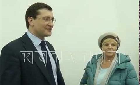 Губернатор и мэр города проверили качество работы МФЦ Приокского района
