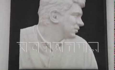 Мемориальная доска в память о Борисе Немцове, установлена на доме где он жил