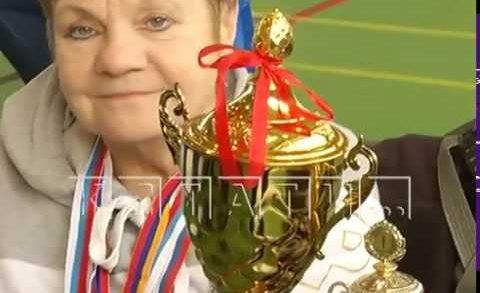 Нижегородские инвалиды стали чемпионами мира по Бочче