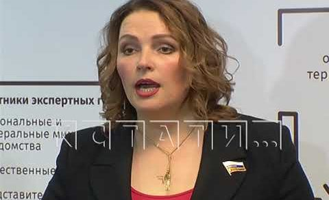 Первое заседание экспертного совета по стратегии развития Нижегородской области состоялось сегодня