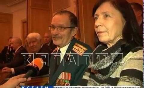 Сегодня в театре Драмы состоялось торжественное собрание, посвященное празднованию 23 февраля