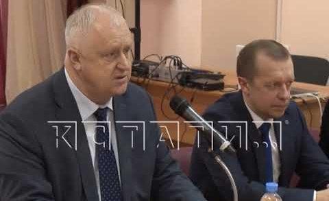 В Балахне создана экспертная комиссия по вопросам строительства низконапорного гидроузла