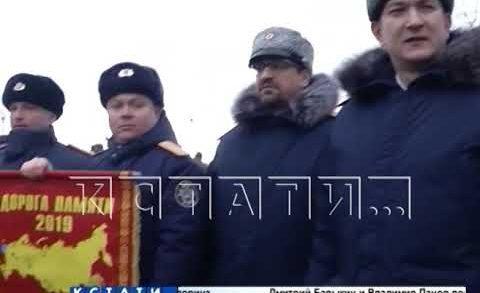 В Нижнем Новгороде почтили память воинов исполнявших интернациональный долг в Афганистане