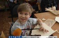 8-летний вундеркинд — мальчик из Красных Баков стал самым юным скульптором