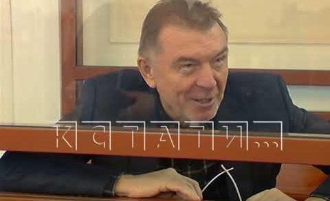 Андрей Климентьев, находясь за решеткой, заявил что больше СИЗО боится нашего корреспондента