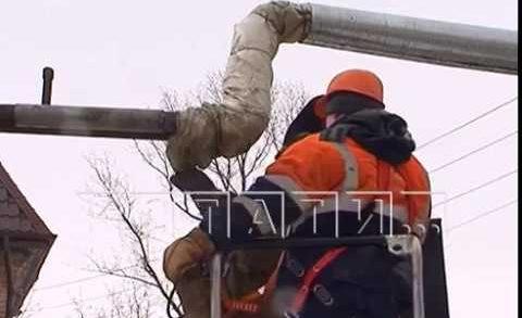 Бесхозные сети стали «горячей точкой» Нижнего Новгорода