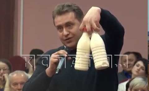 Губернатор Глеб Никитин провел встречу с жителями Ковернинского района