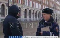 Месть пешеходов — на улице Рождественской, автоинспекторы провели спец-операцию