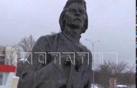 Памятник Горькому на набережной Федоровского обрел хозяина
