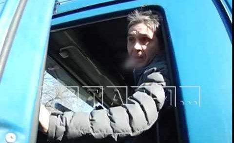Пешеход погиб под колесами грузовика в Московском районе