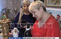 Творческие узы — 5 сестер в Автозаводском районе превратили свой дом в произведение искусства